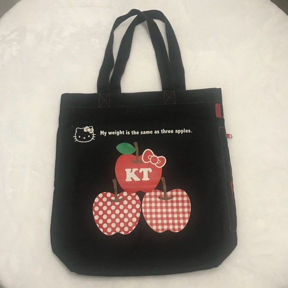 b1d13bc807a Bags   Sanrio Rootote Hello Kitty Tote Bag   Poshmark